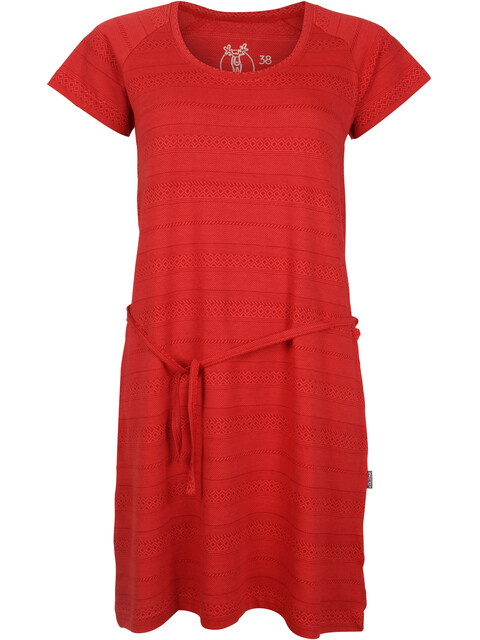 Elkline Malaga - Robe Femme - rouge